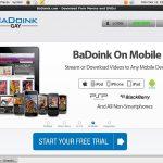 BaDoink Gay Site