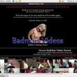 BadMan Videos Accounts Free