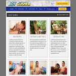 Boy Gusher Join By Direct Pay