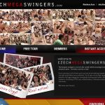 Czech Mega Swingers Discount Monthly