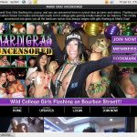 Get Discount Mardi Gras Uncensored