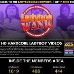 Ladyboywank.com With Credit Card