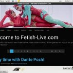 Passwords To Fetish-live.com