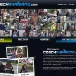 Czechsharking.com Bank Payment