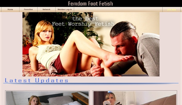 Femdomfootfetish 암호