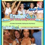 Trashed Chicks Free Collection