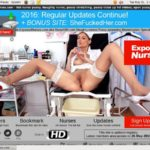 Exposed Nurses Discount (SAVE 50%)