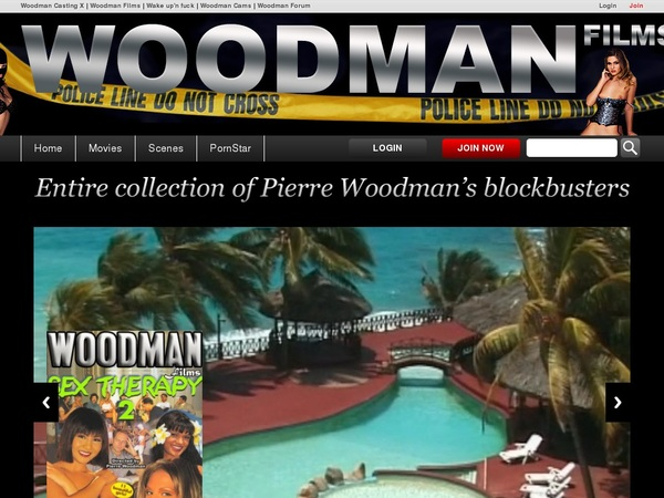 Woodmanfilms.com Search