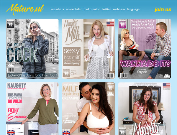 Discount Mature.nl Deal