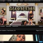 Glambitches.com Free Account Login
