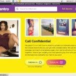 Fancentro.com Checkout Form