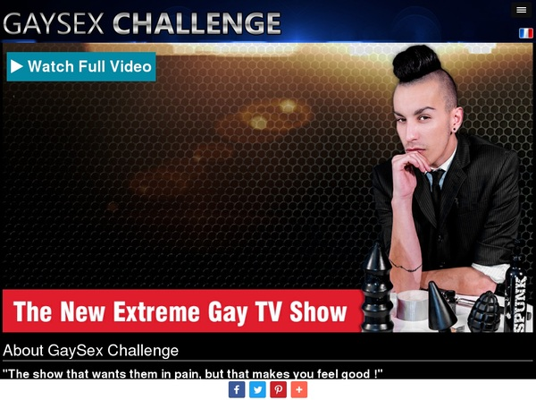 Gay Sex Challenge Full Scene