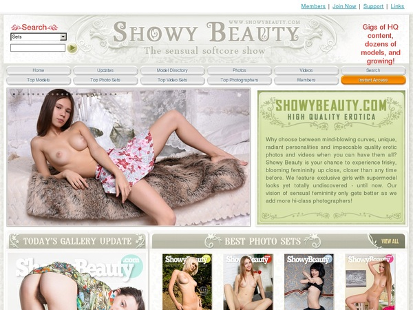 Showybeauty Billing Form