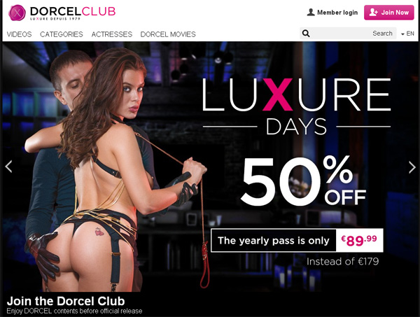 Dorcelclub Accounts Daily