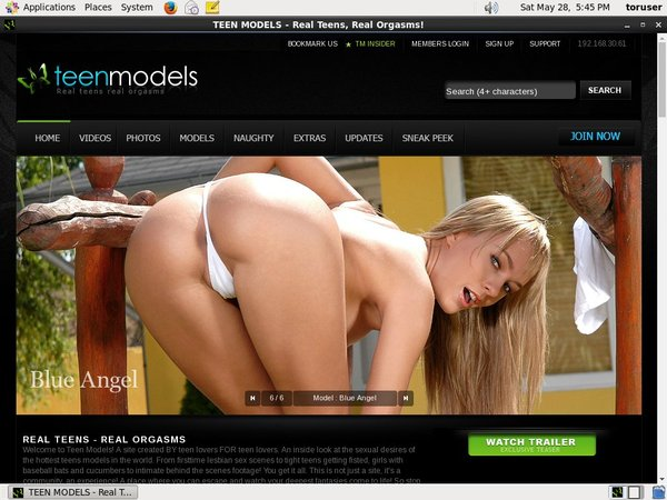 Teenmodels.com Pass Premium
