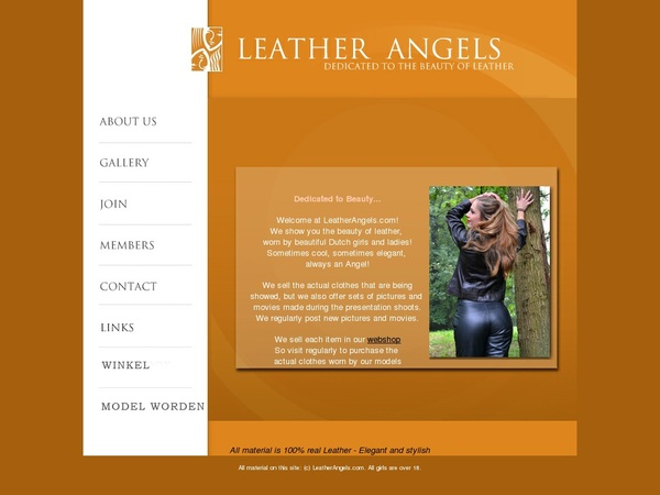 Leatherangels.com Sale Price