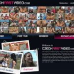 Czech First Video Free Premium