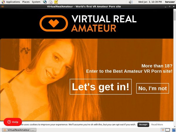 Free Virtual Real Amateur Preview