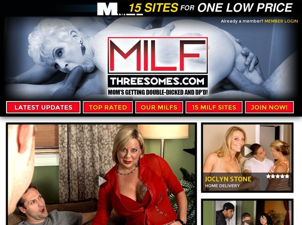 MILF Threesomes Free Login Password