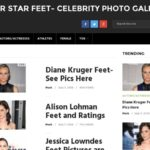 Super Star Feet Trial Membership