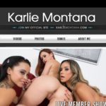 Karlie Montana Get Account