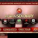 Asian Sex Diary Porns