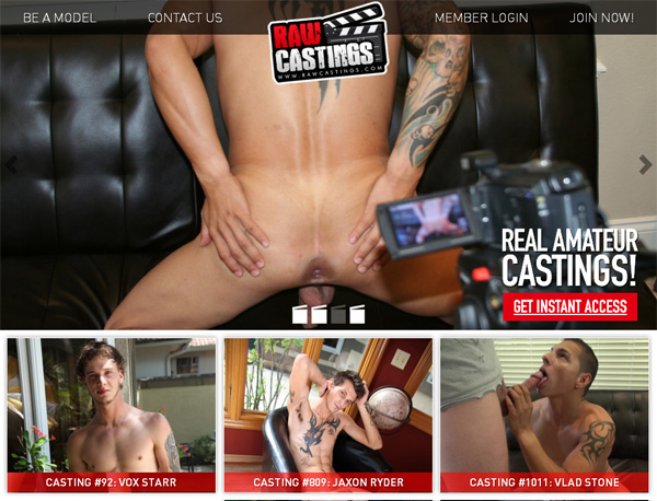 New Free Raw Castings Account