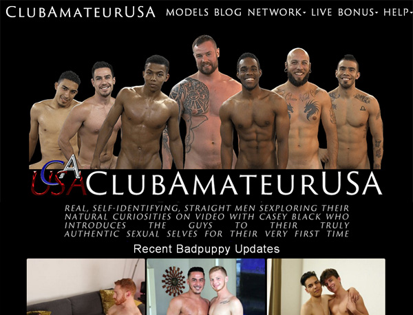 Clubamateurusa Discount Codes