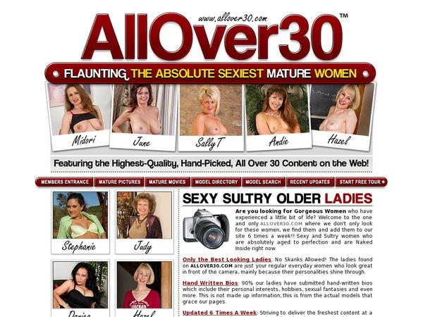 Discount Allover30 Membership