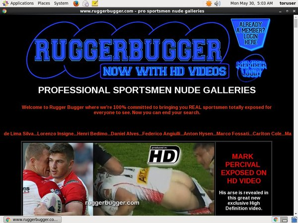 Rugger Bugger Discount Off