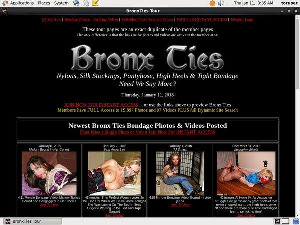 Discount Bronx Ties Free Trial